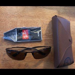 Ray Ban Polarized Sun Glasses NEW